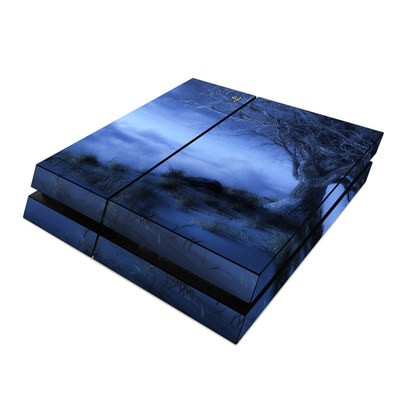 Sony PS4 Skin - World's Edge Winter