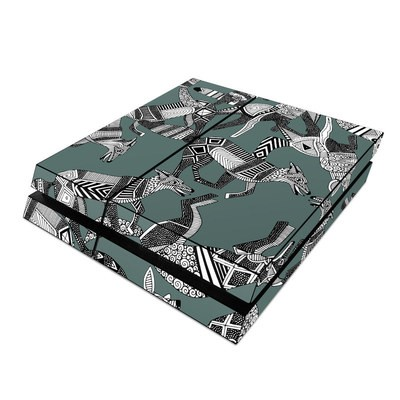 Sony PS4 Skin - Woodland Fox