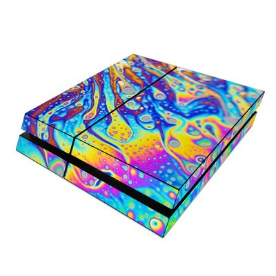 Sony PS4 Skin - World of Soap