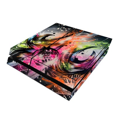 Sony PS4 Skin - You