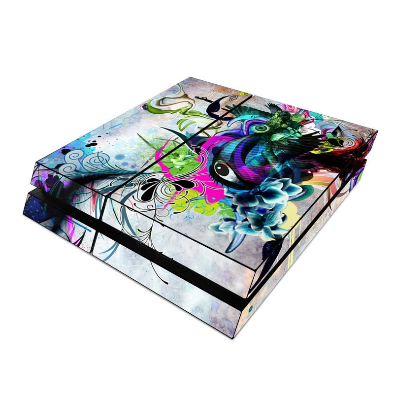 Sony PS4 Skin - Streaming Eye By Mat Miller