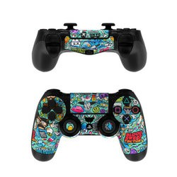 Sony PS4 Controller Skin - Jewel Thief