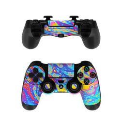 Sony PS4 Controller Skin - World of Soap