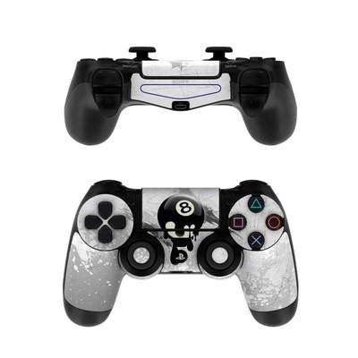 Sony PS4 Controller Skin - 8Ball