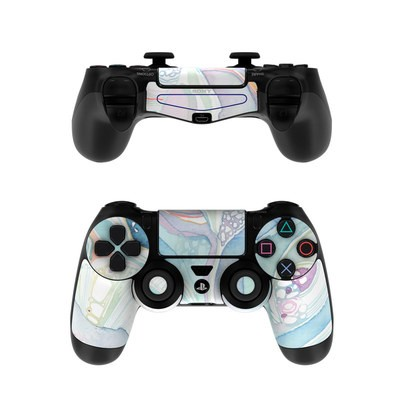 Sony PS4 Controller Skin - Abstract Organic