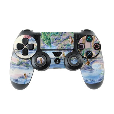 Sony PS4 Controller Skin - Of Air And Sea