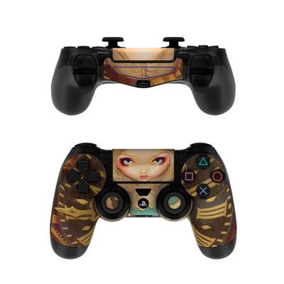 Sony PS4 Controller Skin - Alice Clockwork