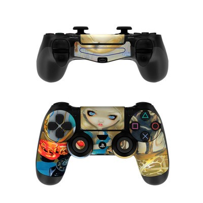 Sony PS4 Controller Skin - Alice in a Dali Dream