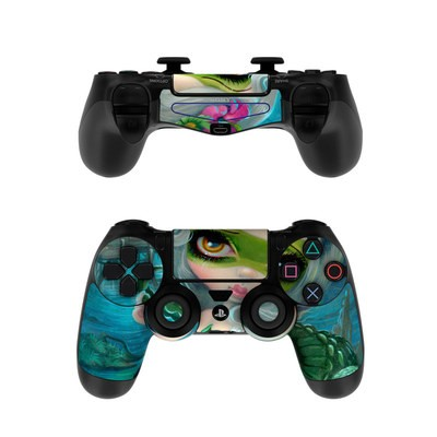 Sony PS4 Controller Skin - Alligator Girl
