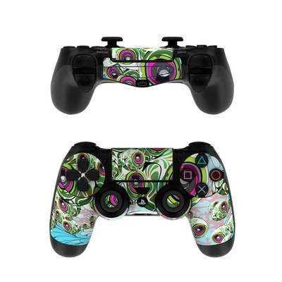 Sony PS4 Controller Skin - Apples 4 Ears