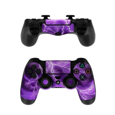 Sony PS4 Controller Skin - Apocalypse Violet