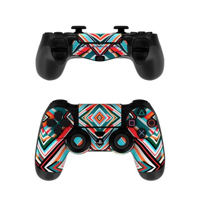Sony PS4 Controller Skin - Arcade