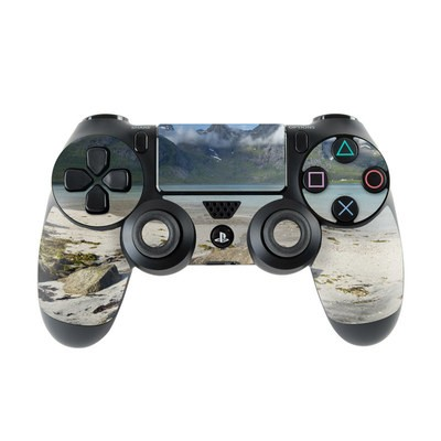 Sony PS4 Controller Skin - Arctic Beach