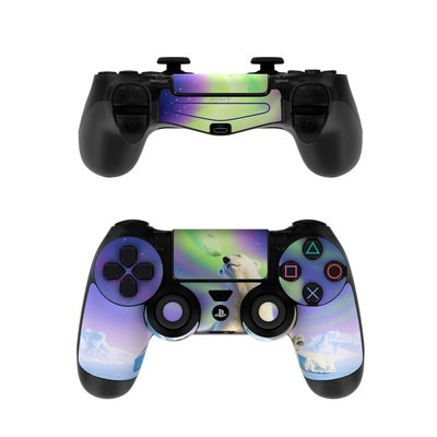Sony PS4 Controller Skin - Arctic Kiss