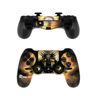 Sony PS4 Controller Skin - Armor 01