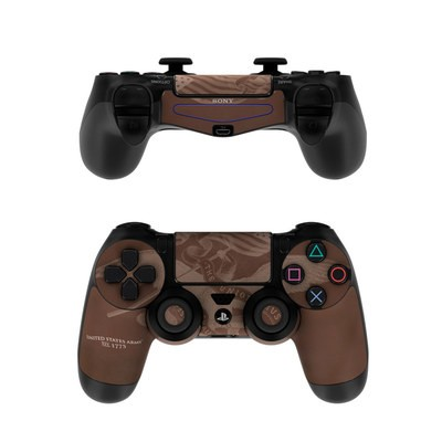 Sony PS4 Controller Skin - Army Preserved