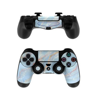Sony PS4 Controller Skin - Atlantic Marble