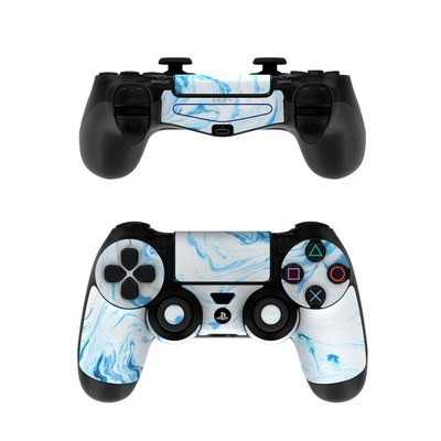Sony PS4 Controller Skin - Azul Marble