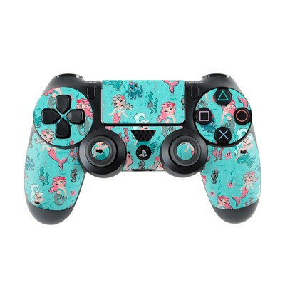 Sony PS4 Controller Skin - Babydoll Mermaids