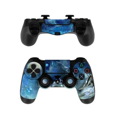 Sony PS4 Controller Skin - Bark At The Moon