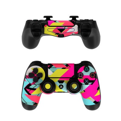 Sony PS4 Controller Skin - Baseline Shift
