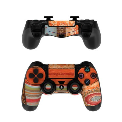 Sony PS4 Controller Skin - Be Inspired