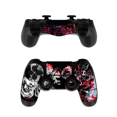 Sony PS4 Controller Skin - Blast