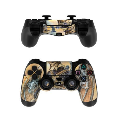 Sony PS4 Controller Skin - The Black Baron