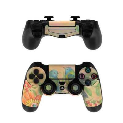 Sony PS4 Controller Skin - Splendid Botanical