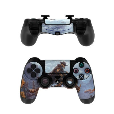 Sony PS4 Controller Skin - Bounty Hunter