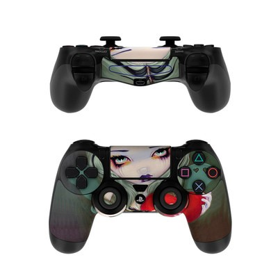 Sony PS4 Controller Skin - Broken Heart