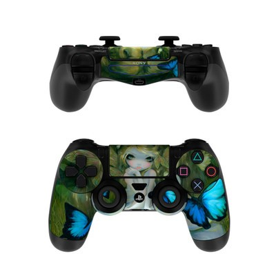 Sony PS4 Controller Skin - Butterfly Lily