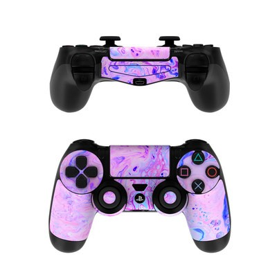 Sony PS4 Controller Skin - Bubble Bath