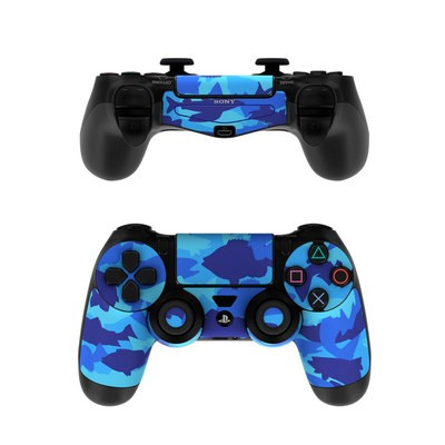 Sony PS4 Controller Skin - Camo Fish