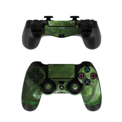 Sony PS4 Controller Skin - Canopy Creek Spring