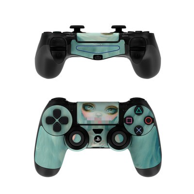 Sony PS4 Controller Skin - Censored Smile