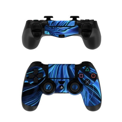 Sony PS4 Controller Skin - Cerulean