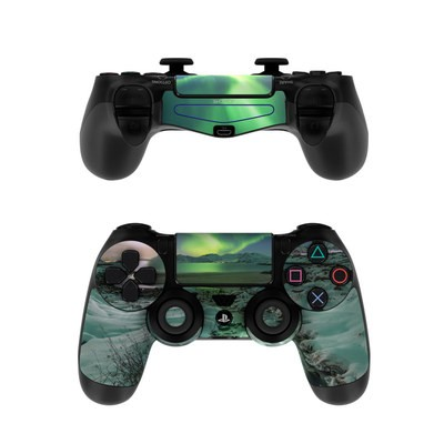 Sony PS4 Controller Skin - Chasing Lights