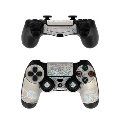 Sony PS4 Controller Skin - Christmas In Paris