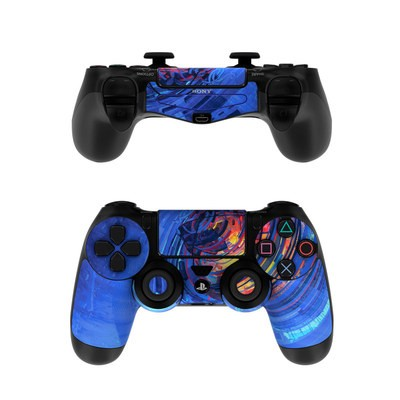 Sony PS4 Controller Skin - Clockwork