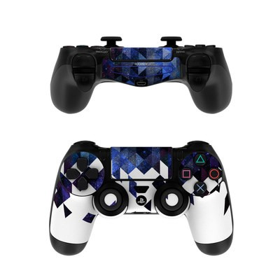 Sony PS4 Controller Skin - Collapse