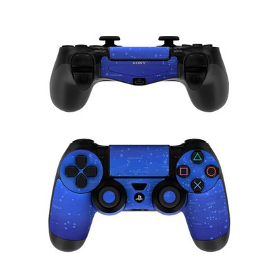 Sony PS4 Controller Skin - Constellations
