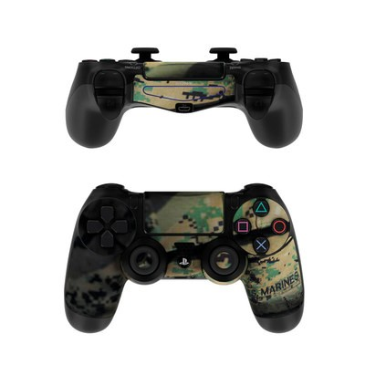 Sony PS4 Controller Skin - Courage