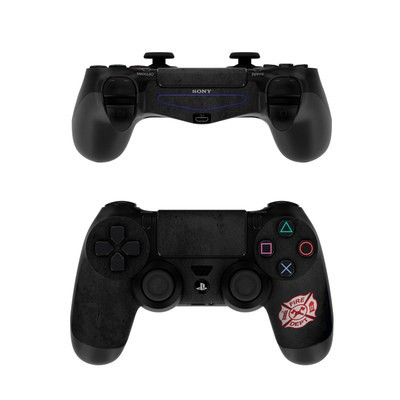 Sony PS4 Controller Skin - Courageous