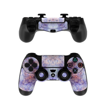Sony PS4 Controller Skin - Batik Crackle