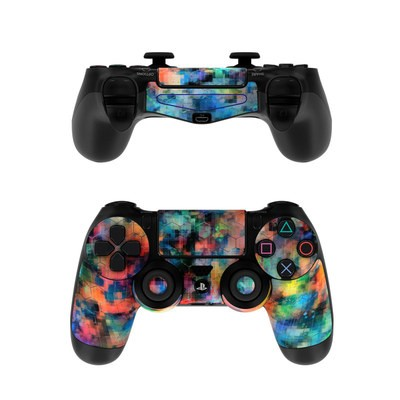 Sony PS4 Controller Skin - Circuit Breaker