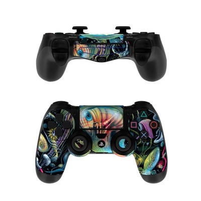 Sony PS4 Controller Skin - Creatures