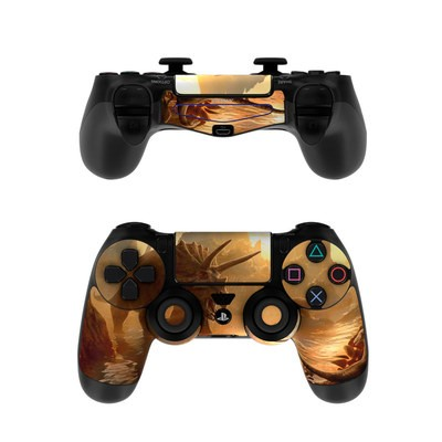 Sony PS4 Controller Skin - Cretaceous Sunset