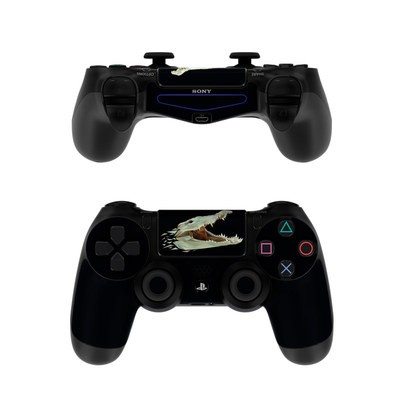 Sony PS4 Controller Skin - Crocs Hate Clocks