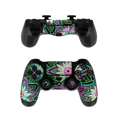 Sony PS4 Controller Skin - Daisy Trippin